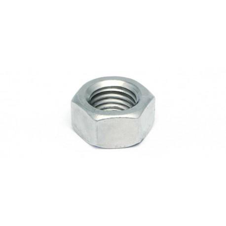 Tuerca hexagonal DIN-934 cincada