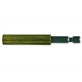 """Adaptador puntas 1/4"""" cobre-berilio anillo retención Bahco"""