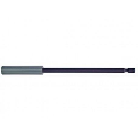 """Adaptador puntas 1/4"""" 150mm magnético con anillo Bahco"""
