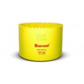 Corona bimetálica Starrett gladiator 14-210mm