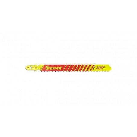 Hoja sierra de calar MADERA Starrett BU46-5