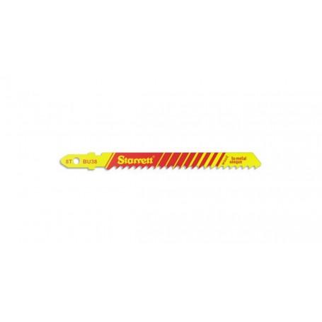Hoja de sierra de calar Starrett para madera BU38-5