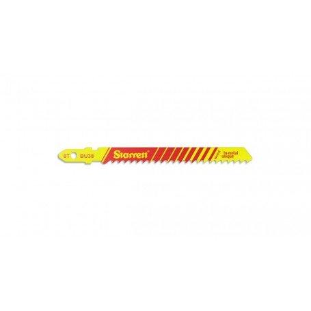 Hoja sierra de calar MADERA Starrett BU38-5