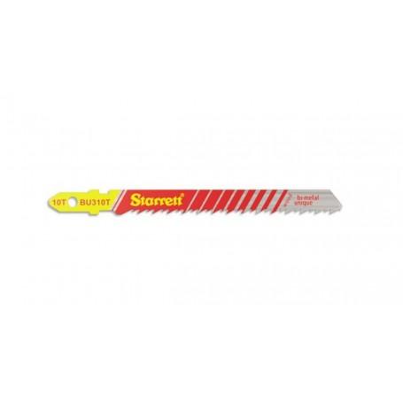 Hoja de sierra de calar Starrett para madera BU310T-5