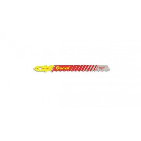 Hoja de sierra de calar Starrett para madera BU310DT-5