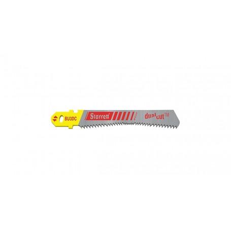 Hoja sierra de calar MADERA Starrett BU3DC-2