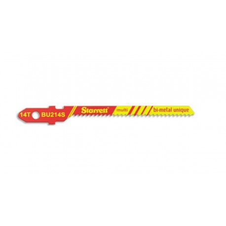 Hoja de sierra de calar Starrett multi BU214S-5