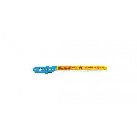 Hoja sierra calar Starrett BU224S-5 metal
