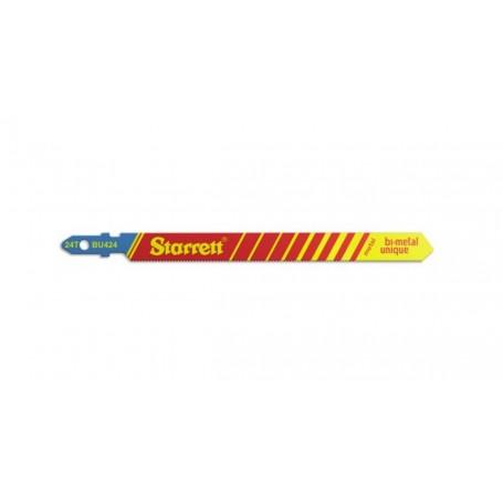 Hoja de sierra de calar Starrett para metal BU424-5