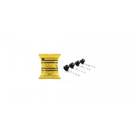 Kit silentblocks trapezoidales A35