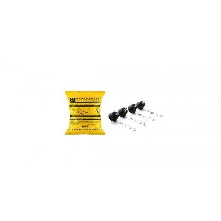 Kit silentblocks trapezoidales A45