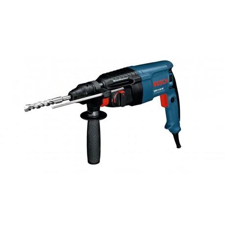 Taladro eléctrico martillo Bosch SDS-Plus GBH 2-26 maletín