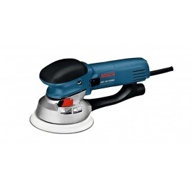 Lijadora excéntrica Bosch GEX 150 Turbo maletín