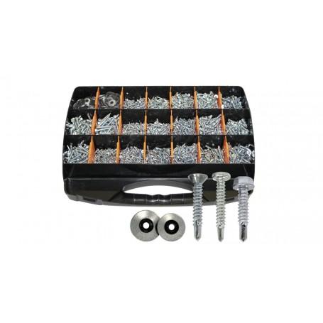 Maletín Lusan tornilleria DIN-7504K, DIN-7504N y DIN-7504P
