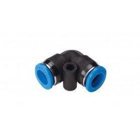 Racor Festo mini unión de tubos en codo QSML