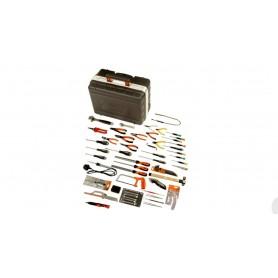 Maletín herramientas Bahco profesional electronica
