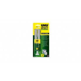 Adhesivo UHU epoxy extremo 2 comp