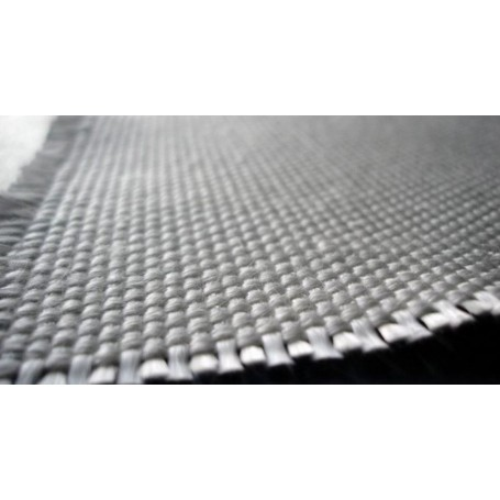 Manta de fibra de vidrio + vermiculita