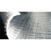 Manta fibra de vidrio + aluminio
