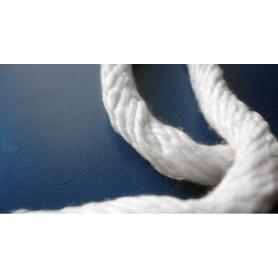 Cordón de fibra ceramica + vidrio