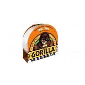 Cinta americana blanca Gorilla