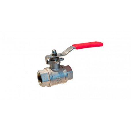 Válvula de esfera inox 316 I-500