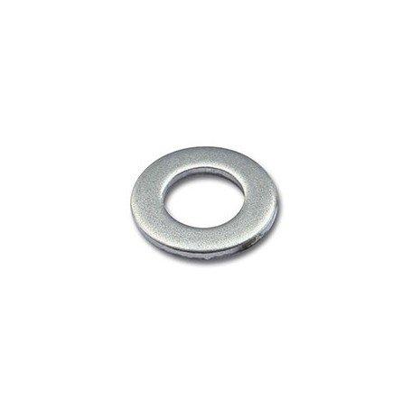 disco de mordaza Arandela de acero inoxidable A2 DIN 125 forma A