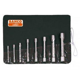 Juego de llaves de tubo Bahco 8 piezas