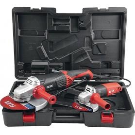 Pack FLEX 800W 125mm + 2100W 230mm