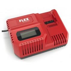 Set cargador FLEX + 2 baterías 18V 5.0