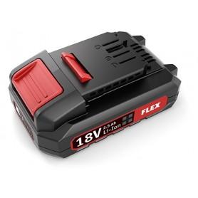 Batería de litio FLEX 18V 2.5Ah