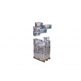Caja de aluminio almacenaje Scal