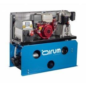 Moto compresor gasolina con generador Airum 13cv 50L