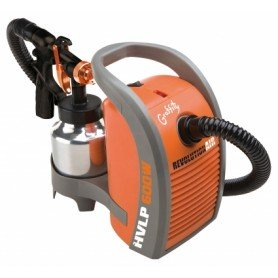 Turbina para pintar Nuair Graffity 600W 1L