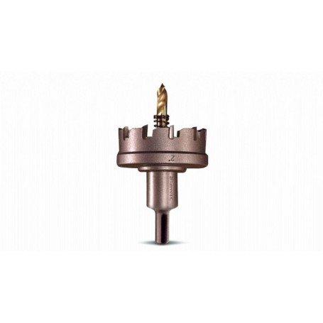 Corona perforadora metal duro chapas