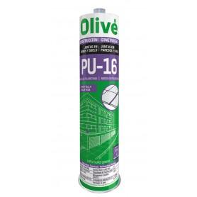 Masilla de poliuretano Olivé