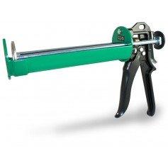 Pistola para tacos quimicos