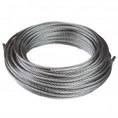 Cable de acero 6x19+1 DIN-3060