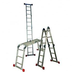 Escalera articulada multiusos multi 3x4 Scal