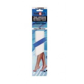 Tiras adhesivas antideslizantes para bañera