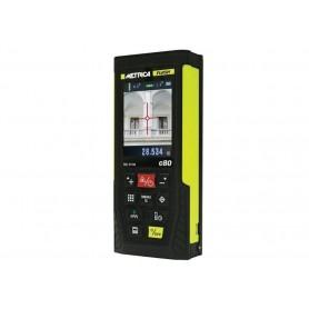 Metro laser metrica flash C80