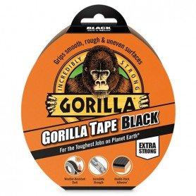 Cinta americana Gorilla negra