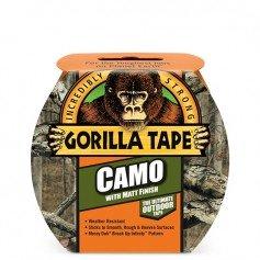 Cinta camuflaje adahesiva Gorilla