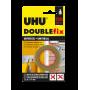 Cinta autoadhesiva UHU doubleflix universal