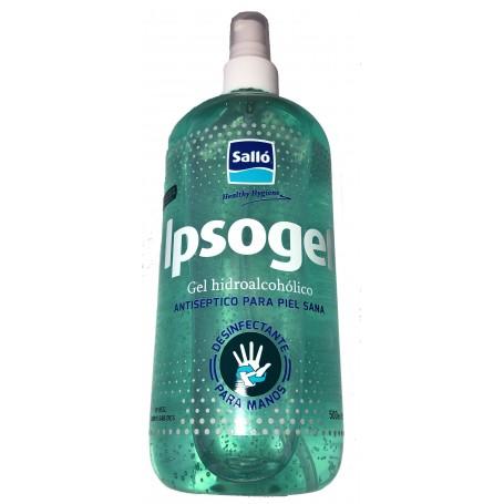 Bote ipsogel desinfectante para manos 500ml