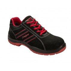 Zapato de seguridad J'Hayber Goal Rojo