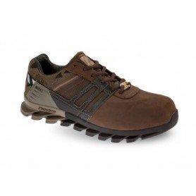 Zapato de seguridad J'Hayber lewis marron