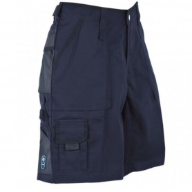 Pantalón corto j´hayber kansas marino-negro