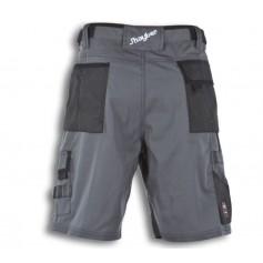 Pantalón corto j´hayber kansas gris-negro
