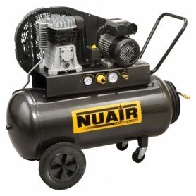Compresor de pistón Nuair 3M/100 Tech 3cv 100L